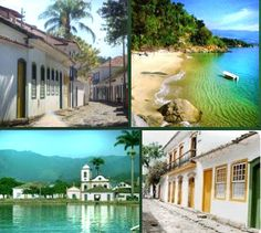 Paraty - Been there.  Wonderful art!