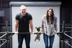 Crossfit engagement photo session in Chico California by TréCreative Film&Photo trecreative.com