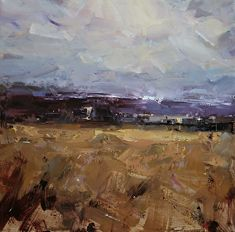 Tibor Nagy - The Land- Oil - Painting entry - August 2014 | BoldBrush Painting Competition