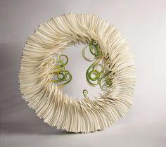 Sculptures en céramique par Alberto Bustos - Journal du Design