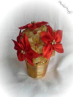 HandmadeFamily / Viano�n? mini dekor?cia 1.