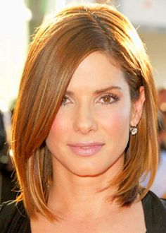 Image result for hairstyles for thin, fine hair women medium length