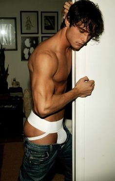 "absoluterik: ""For underwear lovers on http://www.theUnderwearPower.com One gay kiss per hour on http://www.gay-kiss-paradise.com All best gay blogs on http://www.bestGayBloggers.com "" Follow Mens..."