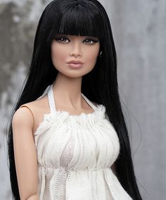 Lily ~ a gorgeous repaint by Peewee Parker