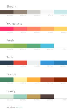 color palettes for ecommerce