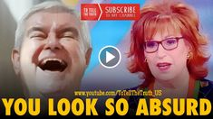 """The View Is The DUMBEST Show On TV"" - Newt Gingrich SHUTS UP Arrogant Joy Behar And Her Friends https://youtu.be/8WeVvmqBT2s"