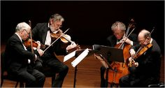 Image detail for -The Juilliard String Quartet, among the most august and respected of American chamber music institutions, began a farewell of sorts before a sizable audience at Alice ...