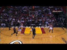 Every Angle of LeBron James Jumping Over John Lucas