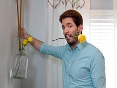Jonathan's getting ready to host the Rose Bowl Parade! Check out the all-new #PropertyBrothers photo gallery on HGTV.com for even more fun photos!