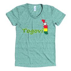 Togovi Women's short sleeve soft t-shirt