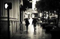 Love a walk in the rain