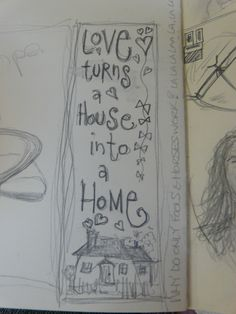 moleskine scribbles :)