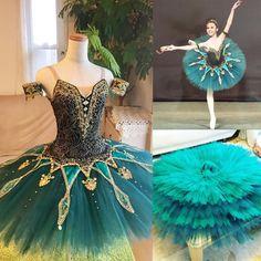 """457 Likes, 23 Comments - アトリエ Risa (@atelier_risa) on Instagram: """"エスメラルダのお衣装 2代目です ステージではこんな感じです。 #ballet #esmeralda #costume #tutu #handmade #バレエ衣装製作 #オーダーメイド #手作り…"""""""