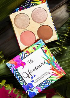 primark beauty havana make-up range