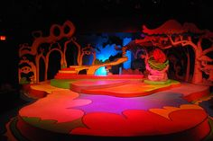 this can be the stage design for the play