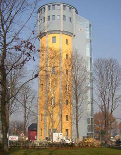 Penzion s vyhlídkovou věží po rekonstrukci stavby