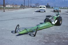 Green Mountain Boys/Big Jim Dunn Dragster
