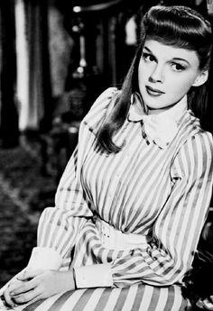 Judy Garland in Meet Me In St. Louis - the one movie where she said she felt pretty...
