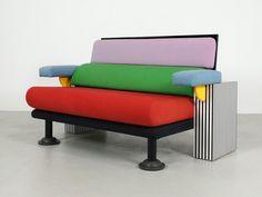 Lido Sofa by Michele De Lucchi for Memphis, 1982