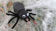 Halloween craft: Sophisticated Spider