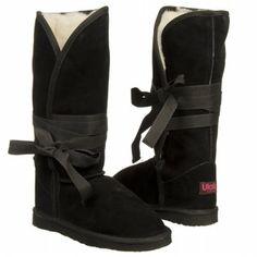 a396ffc78d58 Ukala Micha High Boots (Black) - Women s Boots - 6.0 M Women s Boots