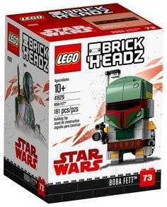 LEGO BrickHeadz 41629 : Boba Fett
