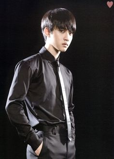 [140524] D.O (EXO) New Picture for Brochure Concert EXO FROM. EXOPLANET #1 (Scan) by yehet0408 [1]