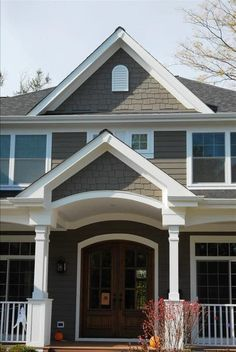 1000 Images About Siding On Pinterest White Trim