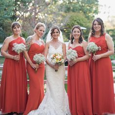The coral dresses are seriously making me want to buy a plane ticket to paradise and never come back!!! The Dress: Casablanca 1975 | #linkinbio  Photography: @melvingilbert  Bride: @beccarunner07  Hair: @micheleneja_hairstylist  Florals: @ac_floralandevents  #weddingdress #weddinggown #bridetobe #engaged #bridal #instawedding #ido #bridalgown #beautiful #bridaldress #weddingdresses #weddingstyle #utahweddingdress #bride #wedding #weddinginspiration #weddingideas #beauty #brides…