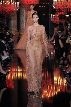 Elie Saab Otoño-Invierno 2014-2015 - Alta Costura - http://es.flip-zone.com/fashion/couture-1/fashion-houses/elie-saab-4809 - ©PixelFormula