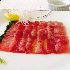 Bon appetite. Sashimi
