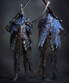 """http://www.cgnischool.co.kr student work Dark Souls fan art """"Artorias"""" #artorias #Dark Souls"""