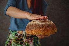 Chlieb, pečivo - Chuť od Naty recepty od Naty na domáce pečenie How To Make Bread, Bread Making, Baked Potato, Food And Drink, Menu, Potatoes, Baking, Ethnic Recipes, Baguette