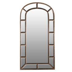 Extra Large Edged Mirror   - La Maison Chic Furniture Company Online