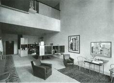 Le Corbusier - Pavillon de l'Esprit Nouveau, Paris, France, 1924