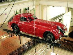 Alfa Romeo 8C 2900