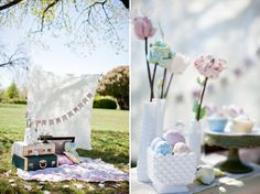 A couple of weekends ago I created a vintage Easter set up-I LOVE how it turned out and especially all the cute faces I got to photograph!Almost all the items came from Alley Cat Collective in downtown Wichita Falls-my absolute favorite place to shop!! and the adorable bunny cupcakes were made…