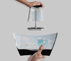 WaView Concept Smartphone - futuristic-look