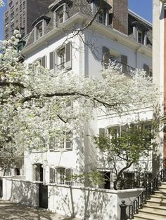 Bunny Mellon's Upper East Side Townhouse Wants $46 Million - Flipping Out - Curbed NY
