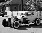 1929 Ford Coupe Photography. Perfect for Father's Day!