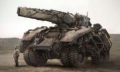 photbash tank demo, jarold Sng on ArtStation at https://www.artstation.com/artwork/photbash-tank-demo