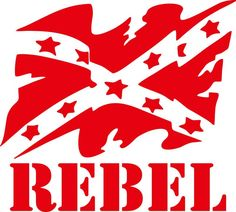 Confederate Battle Flag Rebel Vinyl Decal Punisher Skull Decal, Rebel Flag Tattoos, Flag Painting, Confederate Flag, Vinyl Signs, Custom Vinyl, Custom Tumblers, Personalized T Shirts, 6 Years