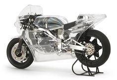 Honda NSR500 '84  Why have we not made see through cars??