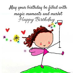 Add a little magic & fun to your friend's #birthday with this #happybirthday greeting. #Free #greetings #cards #wishes. www.123greetings.com