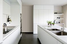 b3 keuken in witte l