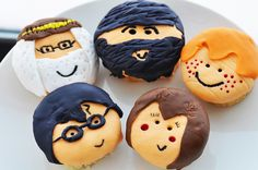 Harry Potter cupcakes. So cute!