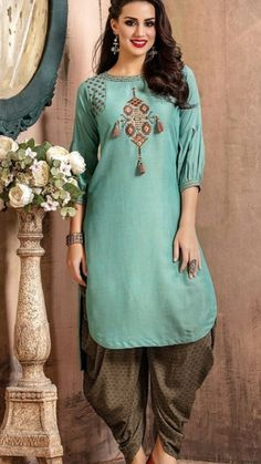 d63e60240a4b Order now 8109651951 whatsapp or dm new range of dhoti kurti Let your  attire speak for you everywhere, Give a stunning twist to your mood…