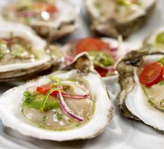 Louisiana Oyster ceviche - Louisiana Seafood