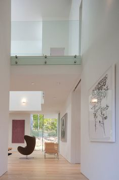 The Bethesda, Maryland NaCl House - Designed by David Jameson Architect Inc.