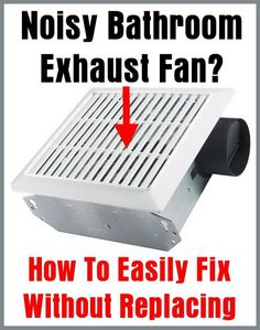 Best Bathroom Exhaust Fan Images On Pinterest Bathroom Exhaust - Changing exhaust fan in bathroom